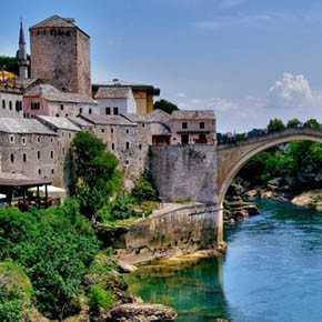 Bestemming Bosnië bij IDRiva tours
