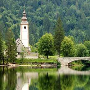 Bestemming Slovenië bij IDRiva tours