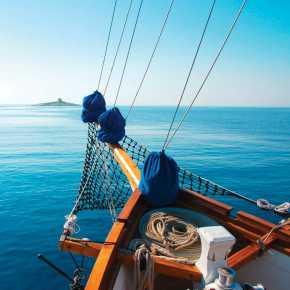 Bluecruise relaxen in Kroatie aangeboden door IDRiva Tours