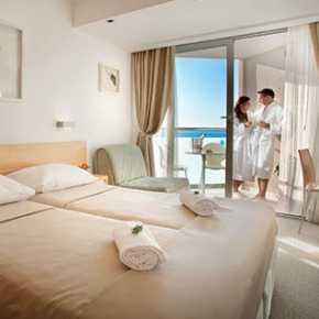 Het aanbod van hotels bij IDRiva Tours