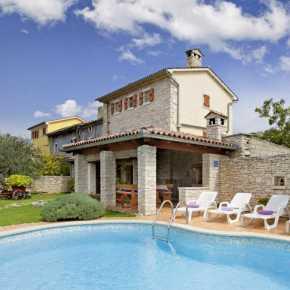 Het aanbod van vakantie- en landhuizen bij IDRiva Tours
