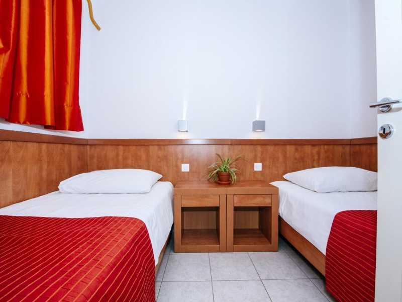 Zaton Holiday Resort appartement AP4 3 sterren slaapkamer