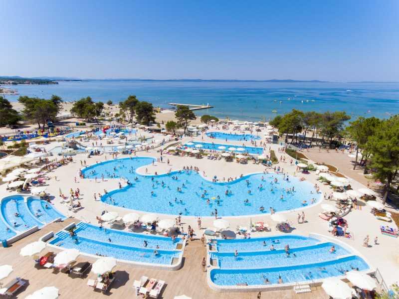 Zaton Holiday Resort appartementen 3 sterren zwembad