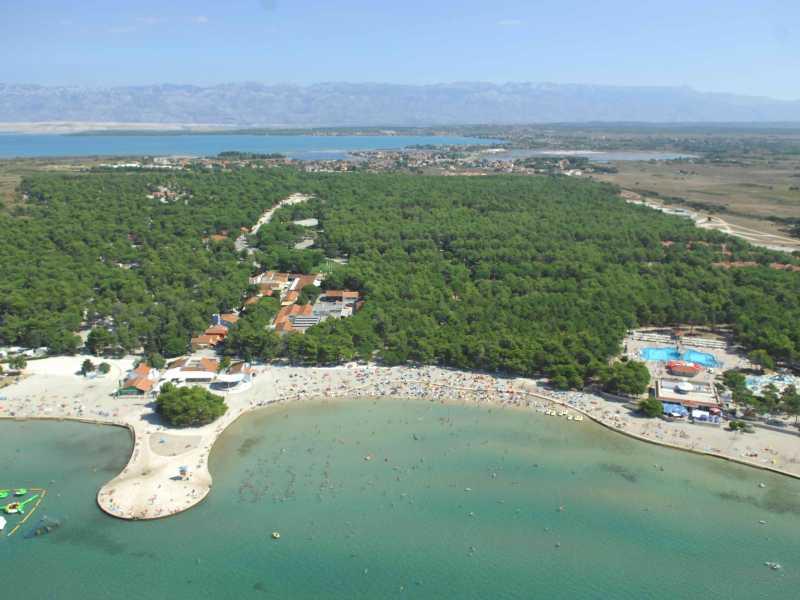 Zaton Holiday Resort – luchtfoto