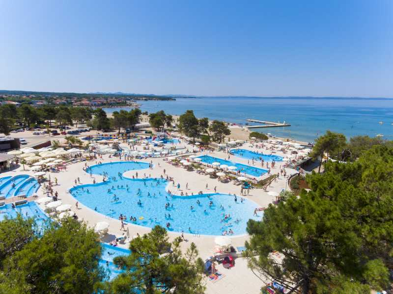 Zaton Holiday Resort –  zwembad