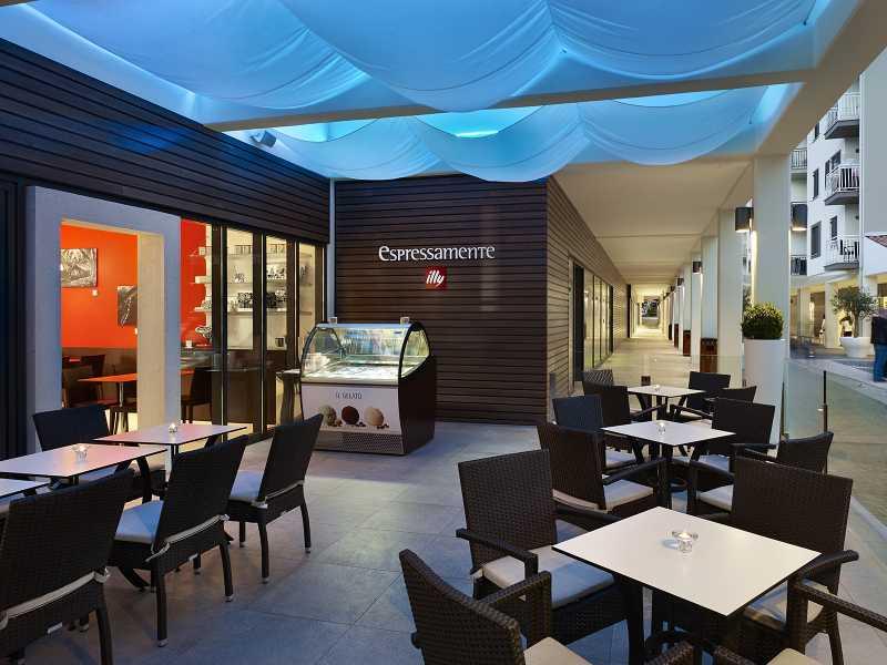 Appartementen Park Plaza Verudela restaurant
