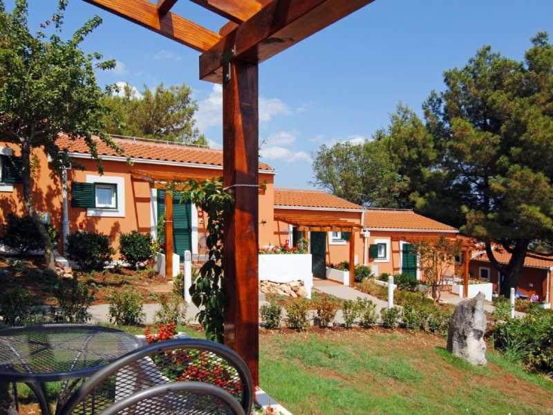 Naturistenresort Koversada appartementen
