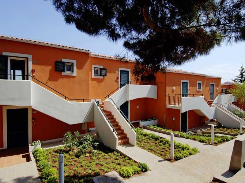 Naturistenresort Koversada ****- appartementen