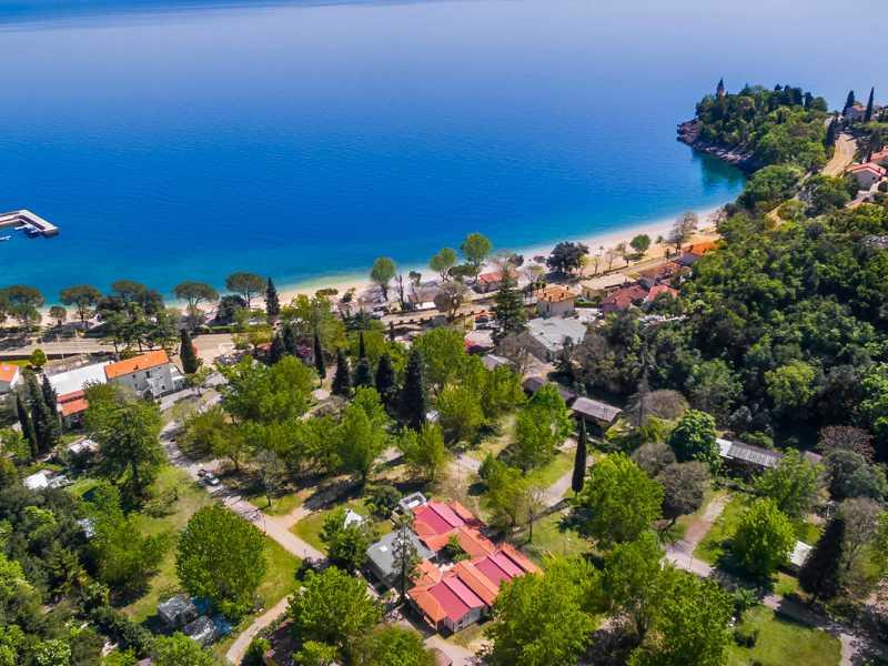 Camping Medveja
