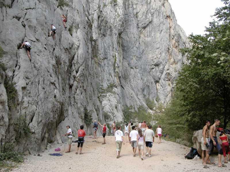 Route ZW-Wandelcruise-Ontdek Noord-Dalmatië te voet