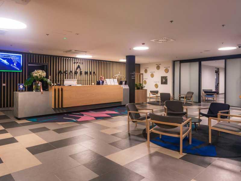Hotel Academia **** – Zagreb