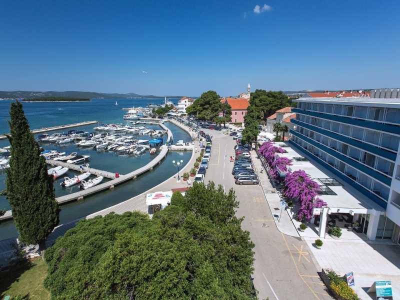 Hotel Kornati uitzicht