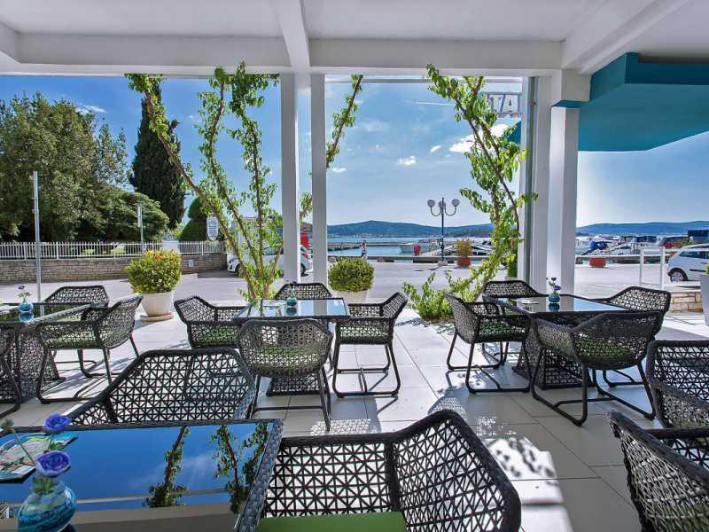 Hotel Kornati receptie