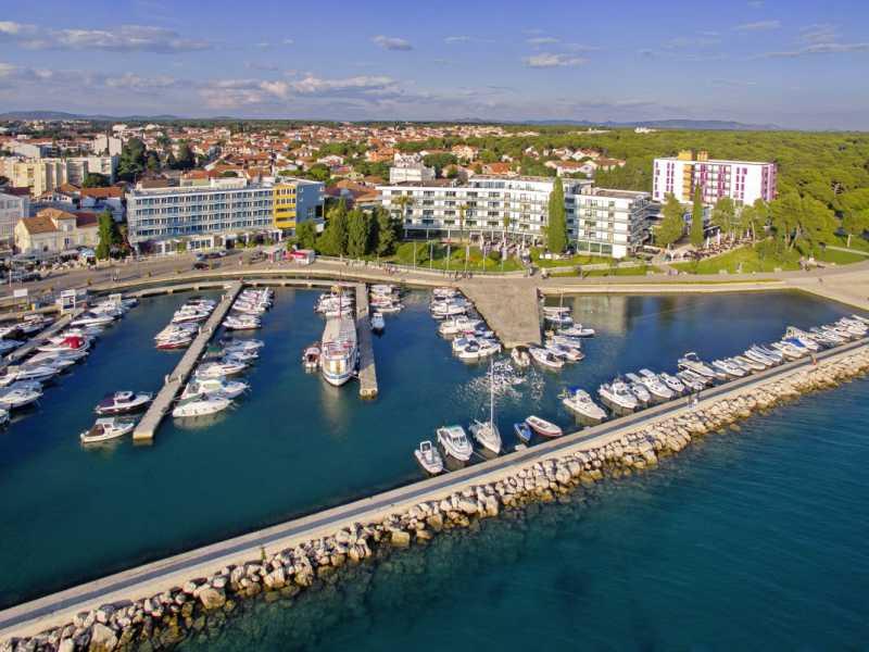 Hotel Kornati terras