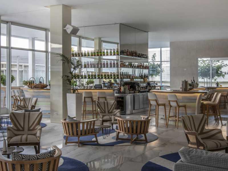 Amadria Park Lifestyle Hotel Jure bar binnen