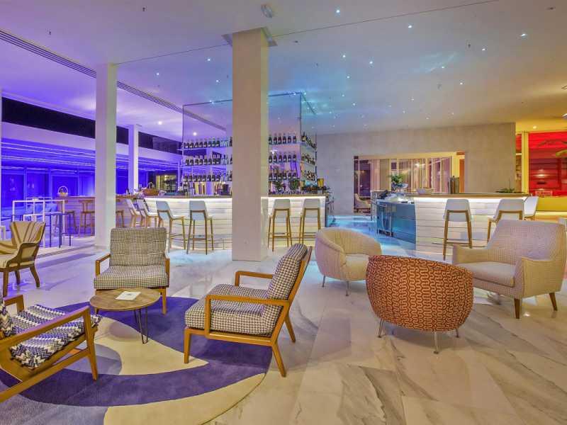 Amadria Park Lifestyle Hotel Jure lounche ruimte