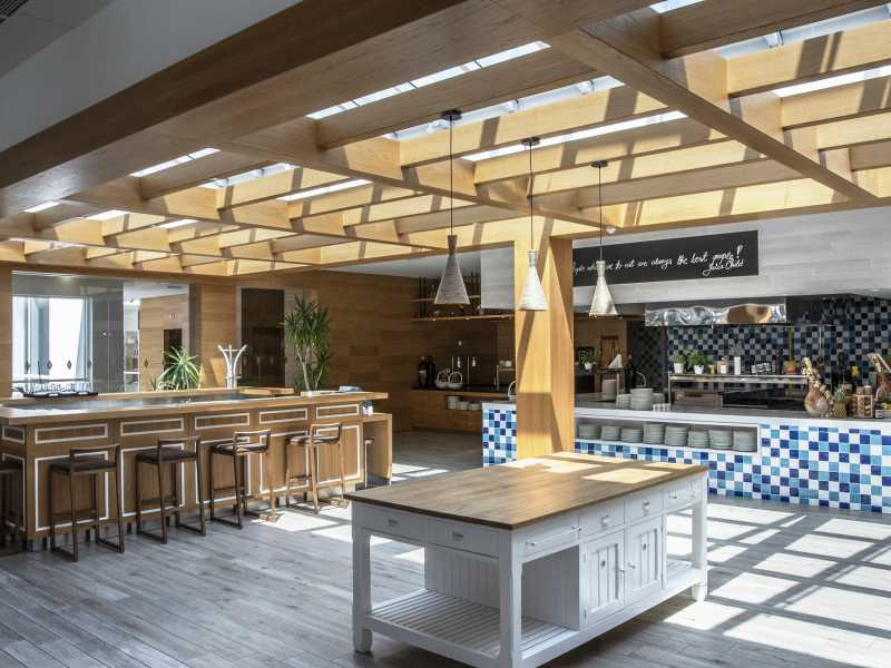 Amadria Park Lifestyle Hotel Jure ruimte om te relaxen en te zonnen