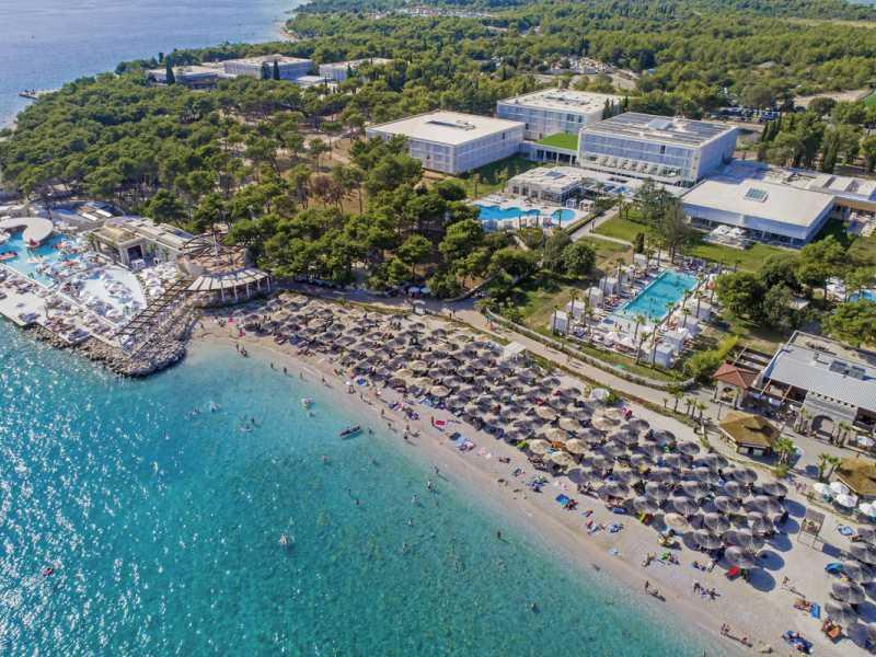 Amadria Park Lifestyle Hotel Jure strand en hotel