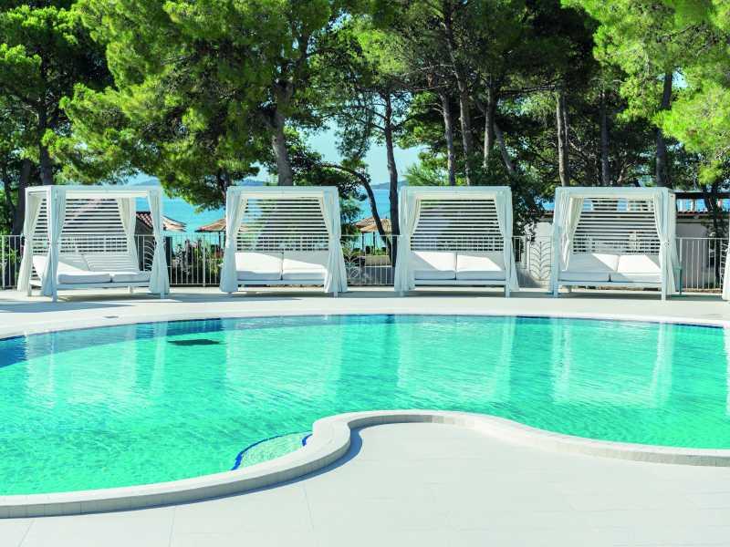 Amadria Park Lifestyle Hotel Jure - zwembad bij de spa