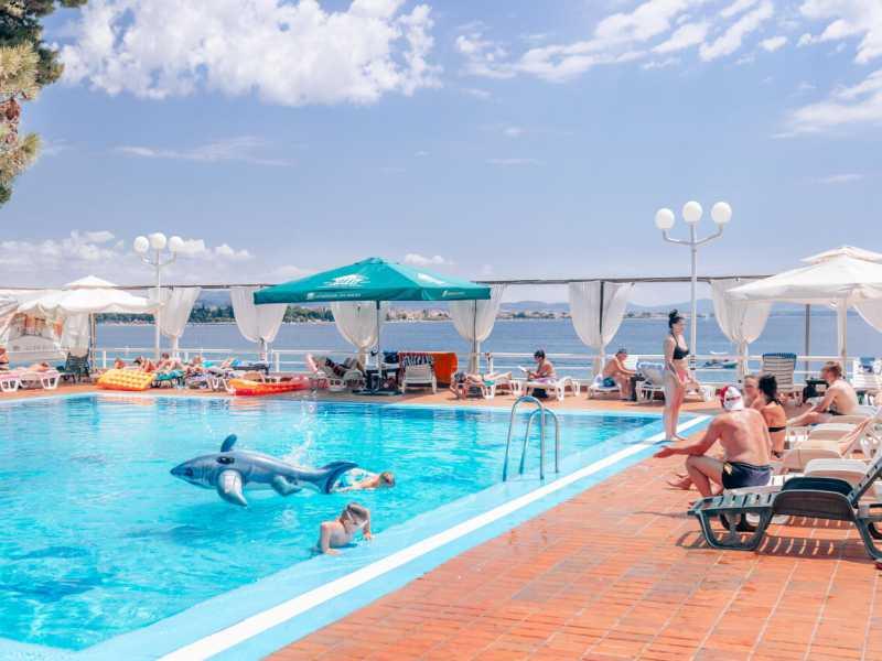 Hotel Punta & Dependance Villa Arausa ****