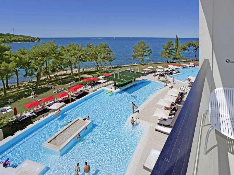 Hotel Parentium Plava Laguna ****
