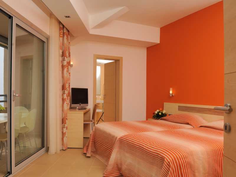 Resort Belvedere kamers