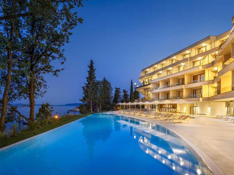 Remisens Hotel Giorgio s'avonds