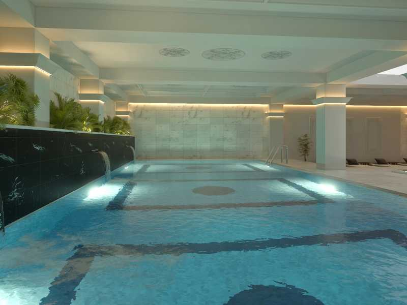 Remisens Premium Hotel Imperial binnenzwembad