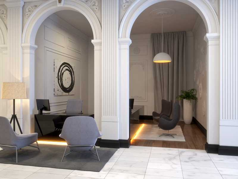 Remisens Premium Hotel Imperial ruimte