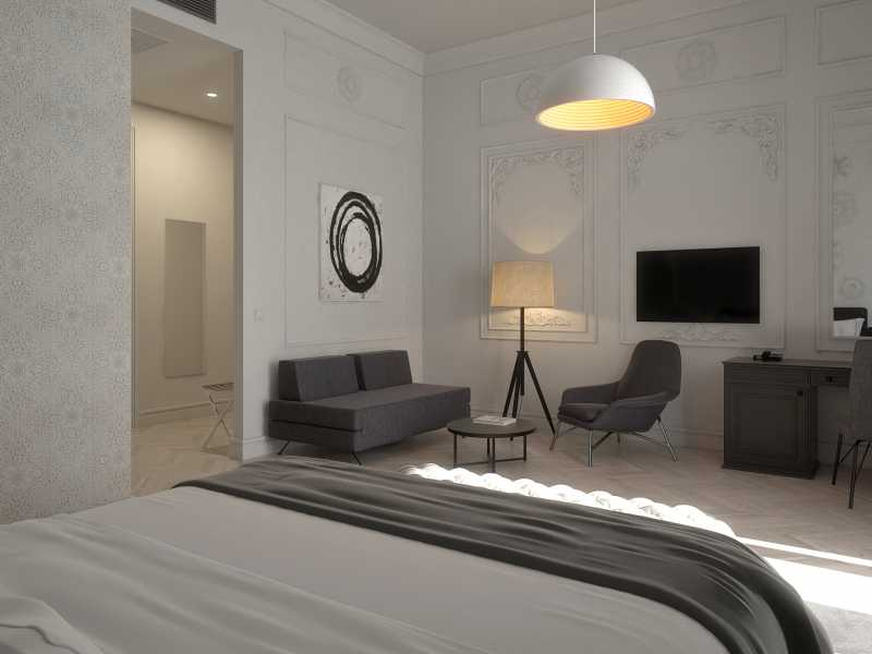 Remisens Premium Hotel Imperial slaapkamer