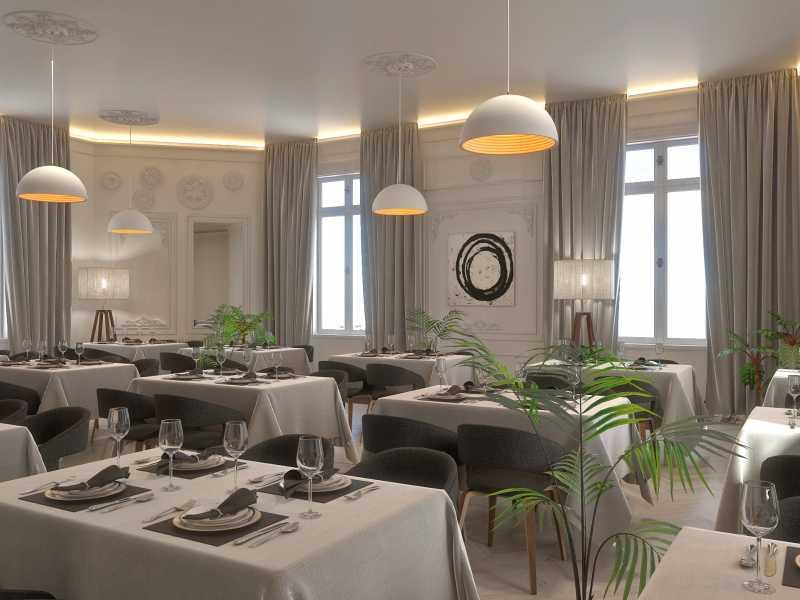 Remisens Premium Hotel Imperial restaurant