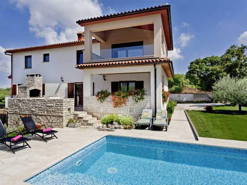 Vakantiehuis  Villa Tina