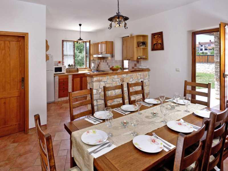Vakantiehuis Villa Braidizza