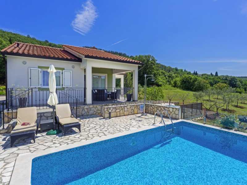 Vakantiehuis Villa Paliska