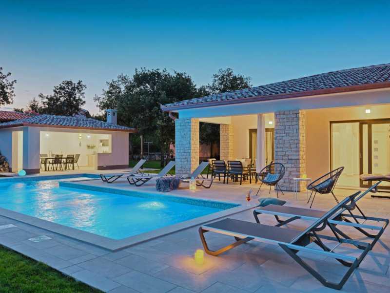 Vakantiehuis Villa Monte
