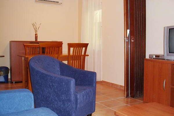 Appartementen Kozarica *** - Kroatië - Noord-Dalmatië - Pakostane