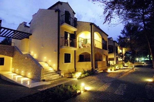 Zaton Holiday Resort – Appartementen 3 sterren - Kroatië - Noord-Dalmatië - Zaton-Nin