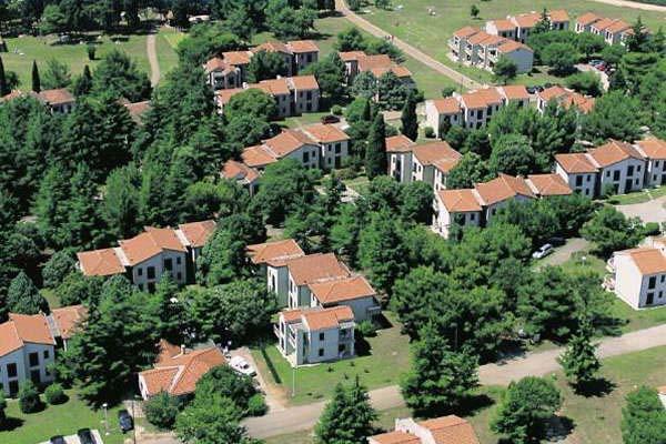 Appartementen Polynesia *** - Istrië - Kroatië - Umag