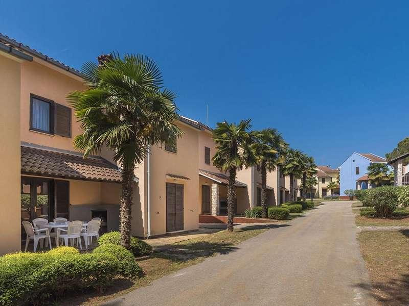 Appartementen Savudrija *** - Istrië - Kroatië - Umag