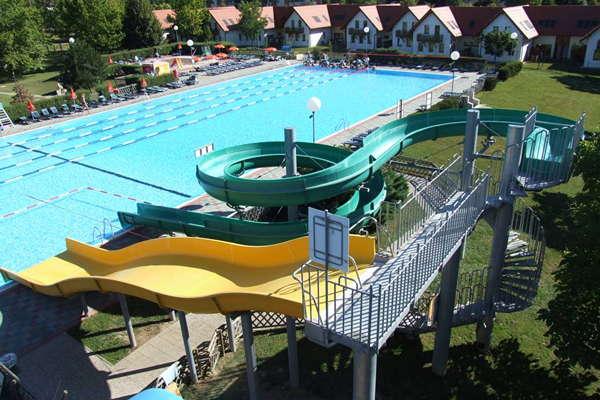 Vakantiepark Lipov Gaj *** - lendava - Regio Slovenië - Slovenië