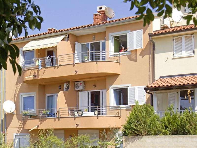 Appartementen Aurora - Istrië - Kroatië - Medulin