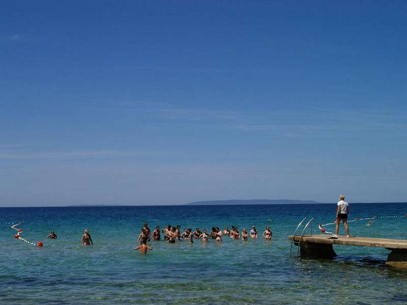 Camping Straško - Kroatië - Noord-Dalmatië - Novalja - Eiland Pag