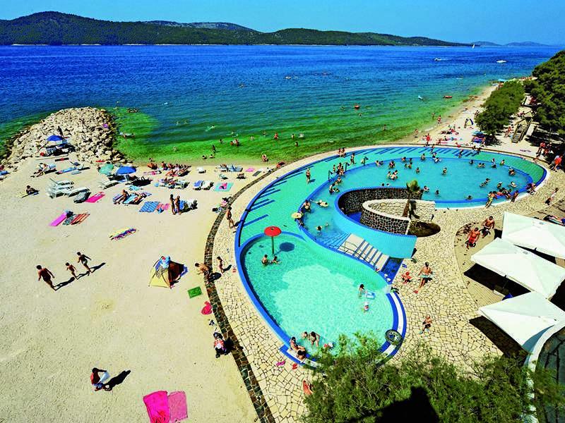 Camping Solaris – stacaravans Adria More - Kroatië - Noord-Dalmatië - Sibenik