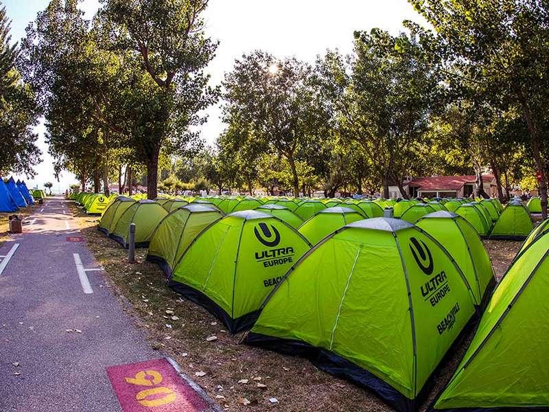 ULTRA MUSIC FESTIVAL – Camping Beachville - Kroatië - Midden-Dalmatië - Omis