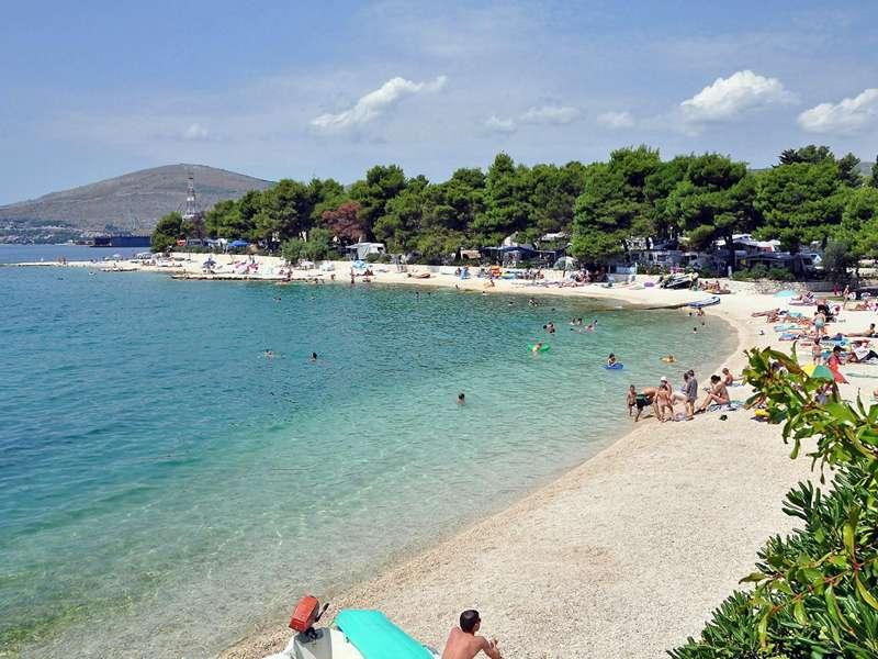 Camping Rožac - Kroatië - Midden-Dalmatië - Trogir