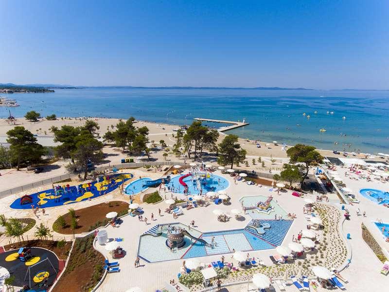 Camping Zaton Holiday Resort – stacaravans Adria More - Kroatië - Noord-Dalmatië - Zaton-Nin