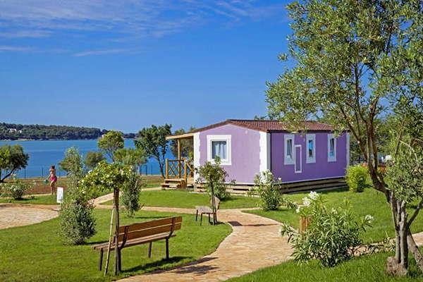 Aminess Sirena Camping  **** - Istrië - Kroatië - Novigrad