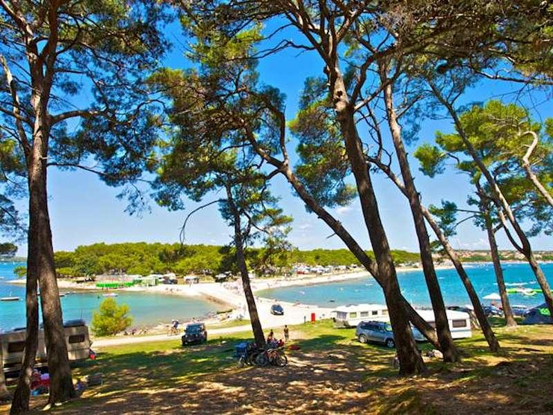 Camping Arena Medulin - Istrië - Kroatië - Medulin