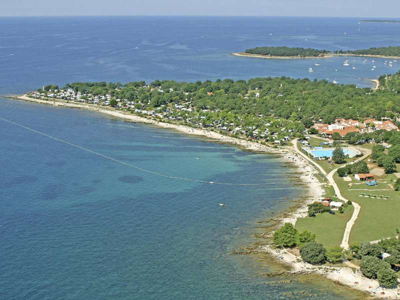 Naturistencamping Ulika - Istrië - Kroatië - Poreč