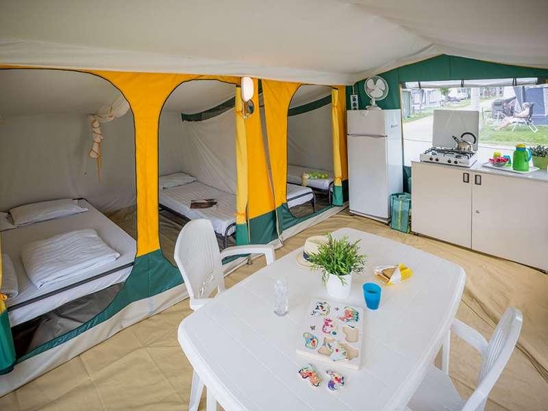Camping Bi-Village- Roan - Fazana - Istrië - Kroatië